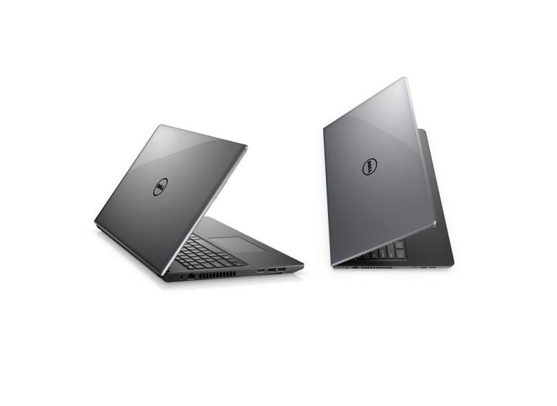 """Notebook Dell Inspiron 3000 Intel Core i5 7200U 7ª Geração 8 GB de RAM 1024 GB 15.6 """" Windows 10 i15-3567-M40C"""