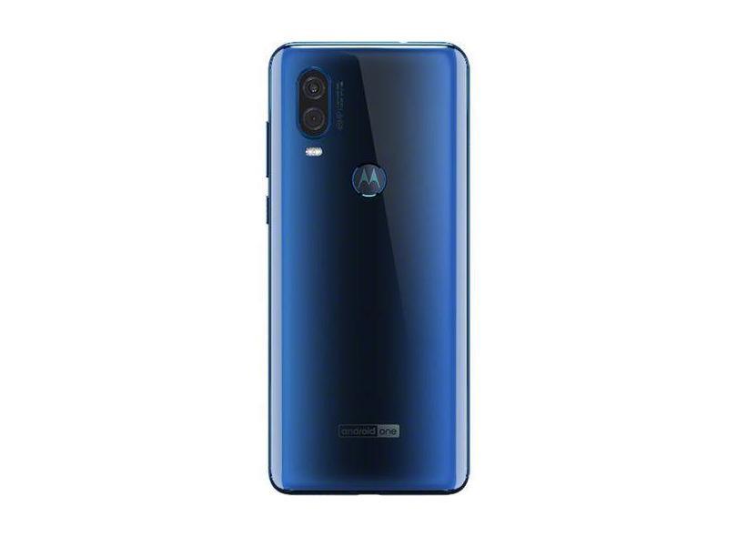 Smartphone Motorola MotorolaOne Vision 128GB 48,0 MP Android 9.0 (Pie) 3G 4G Wi-Fi