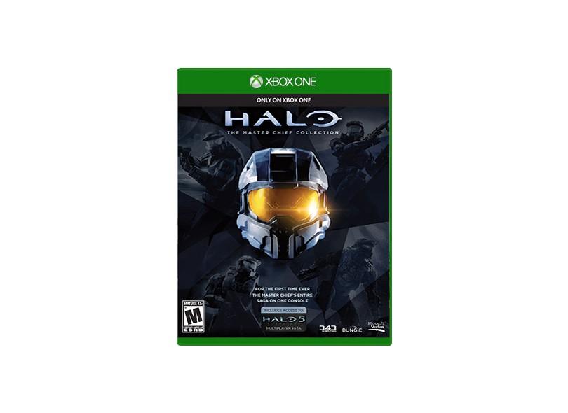 Jogo Halo The Master Chief Collection Xbox One Microsoft