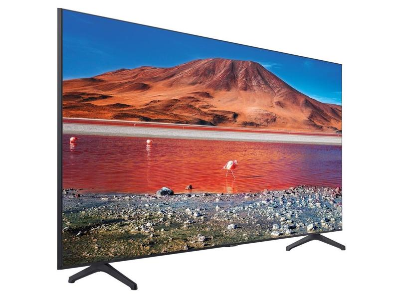 "Smart TV TV LED 50 "" Samsung 4K HDR LH50BETHVGGXZD 2 HDMI"