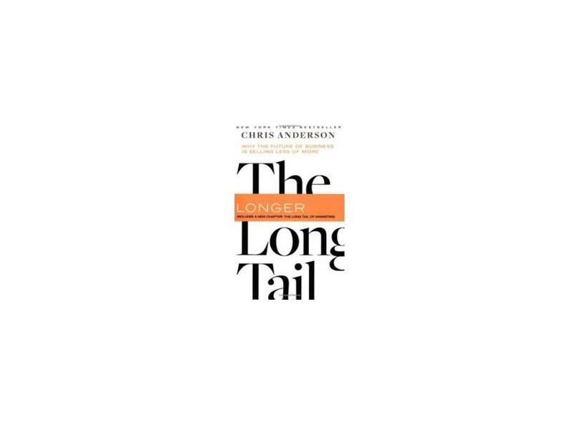 The Long Tail - Anderson,chris - 9781401302375