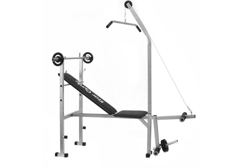 Academia de Musculação StarGym S400
