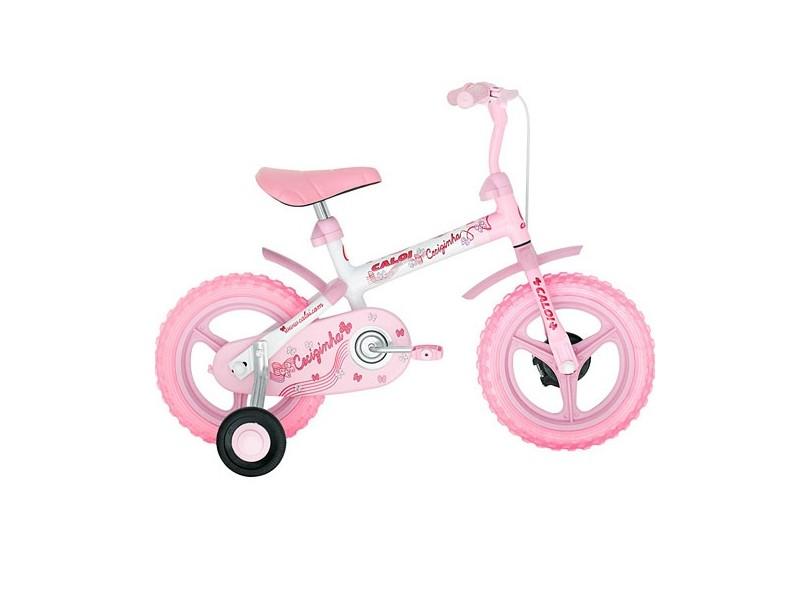 Bicicleta Caloi Cecizinha Aro 12