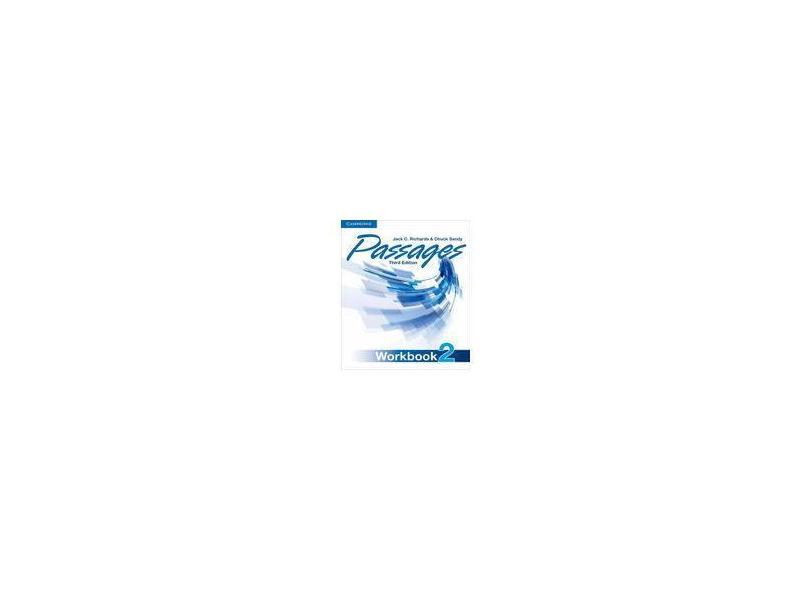 Passages Level 2 -Workbook - 3Rd Ed - Cambridge University - 9781107627260