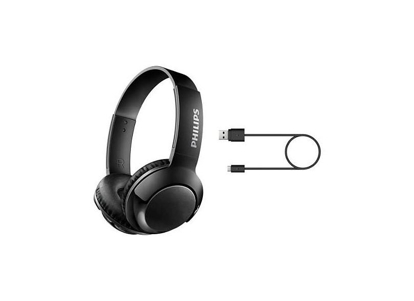 Fone de Ouvido Bluetooth com Microfone Philips SHB3075