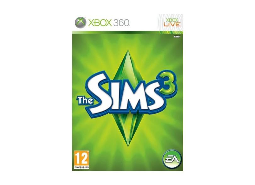 Jogo The Sims III EA Xbox 360