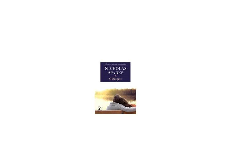 O Resgate - Nicholas Sparks - 9788580412932
