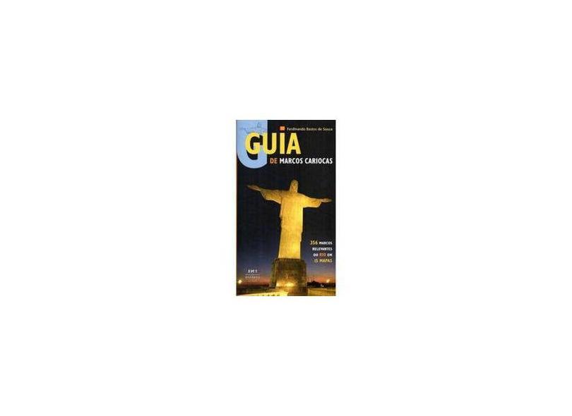 Guia de Marcos Cariocas - Ferdinando Bastos De Souza - 9788599505113