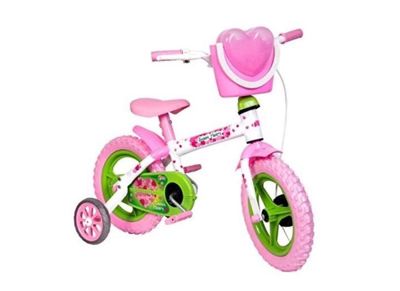 Bicicleta Styllbaby Lazer Aro 12 Sweet Heart