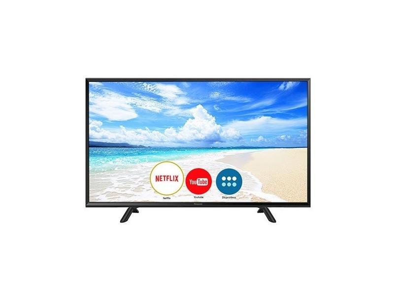 """Smart TV TV LED 32"""" Panasonic Netflix TC-32FS600B 2 HDMI"""