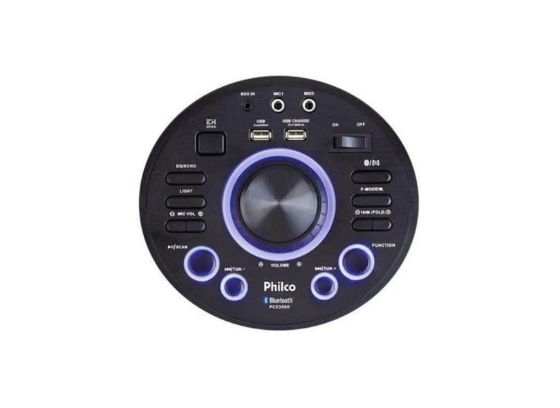 Caixa de Som Bluetooth Philco PCX3500 150 W
