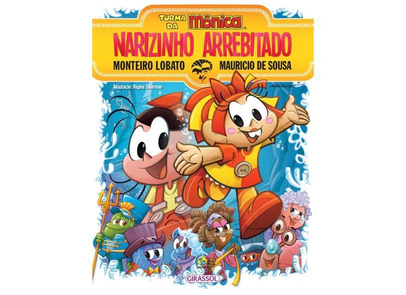 Turma da Mônica - Narizinho Arrebitado - Sousa, Mauricio De - 9788539404445