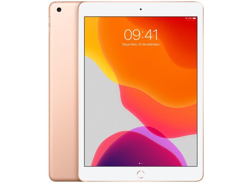 """Tablet Apple iPad 7ª Geração 32.0 GB Retina 10.2 """" 8.0 MP"""