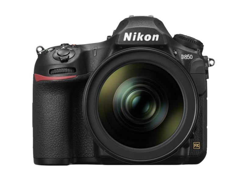 Câmera Digital DSLR(Profissional) Nikon 45.7 MP 4K D850