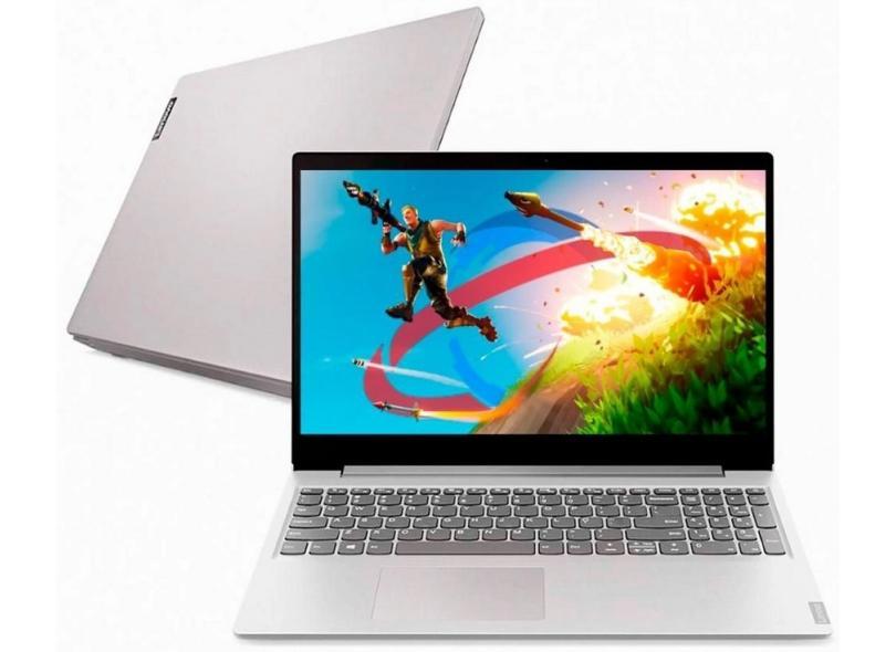 "Notebook Lenovo IdeaPad S145 AMD Ryzen 5 3500U 8GB de RAM SSD 256 GB 15,6"" Radeon RX Vega 8 Windows 10 81V70008BR"