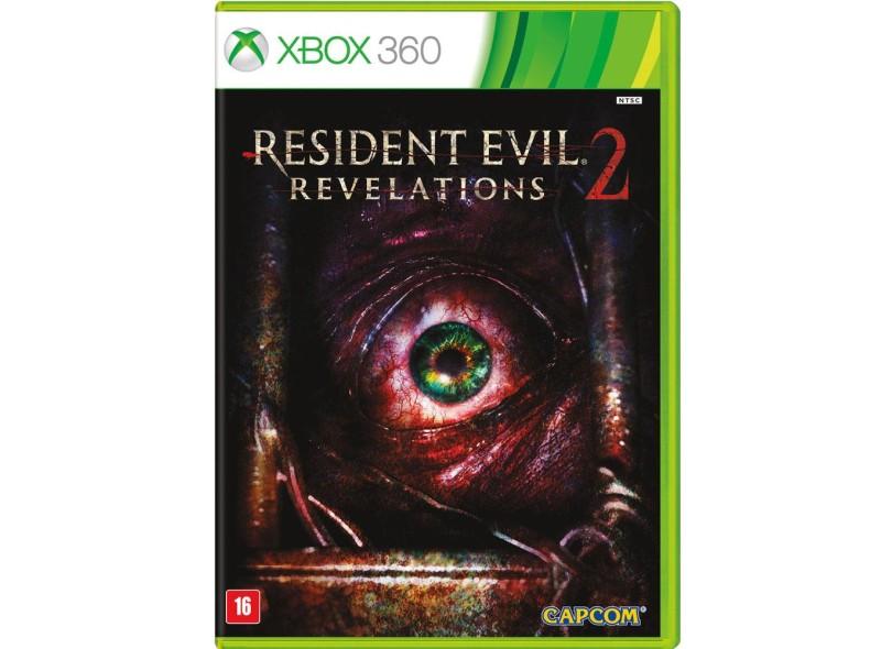 Jogo Resident Evil: Revelations 2 Xbox 360 Capcom