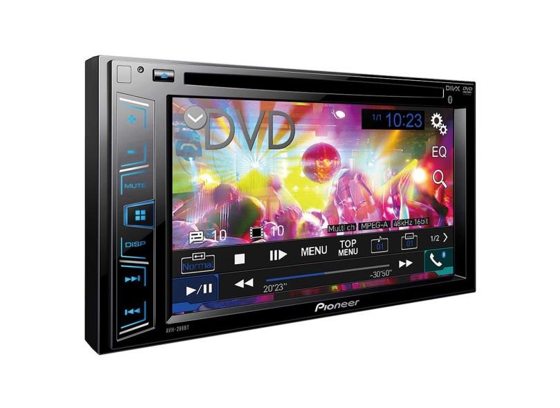 DVD Player Automotivo Pioneer AVH-288BT