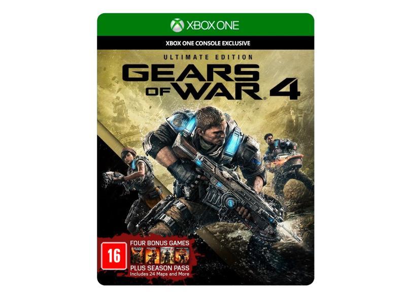 Jogo Gears of War 4 Xbox One Microsoft