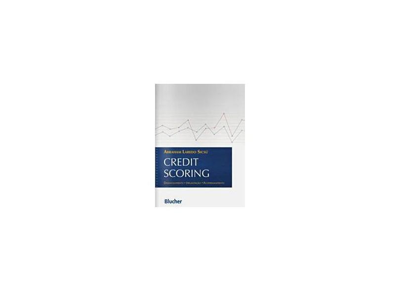 Credit Scoring - Sicsu, Abraham Laredo - 9788521205333