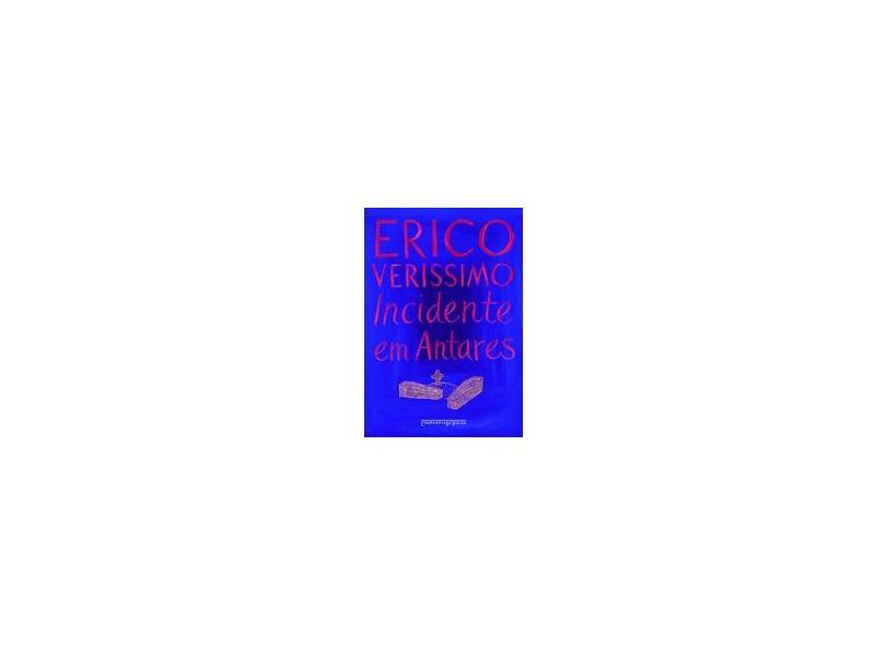 Incidente em Antares - Ed. De Bolso - Verissimo, Erico - 9788535907674
