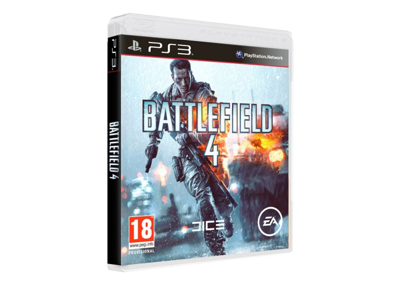 Jogo Battlefield 4 PlayStation 3 EA