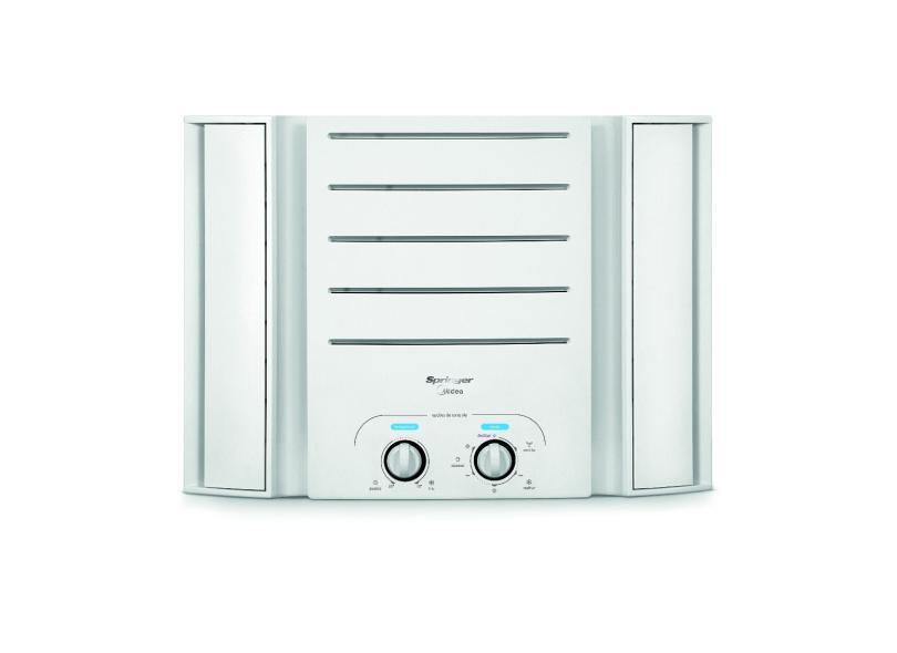Ar-Condicionado Janela / Parede Springer Midea 9500 BTUs Quente/Frio QQJ105BB