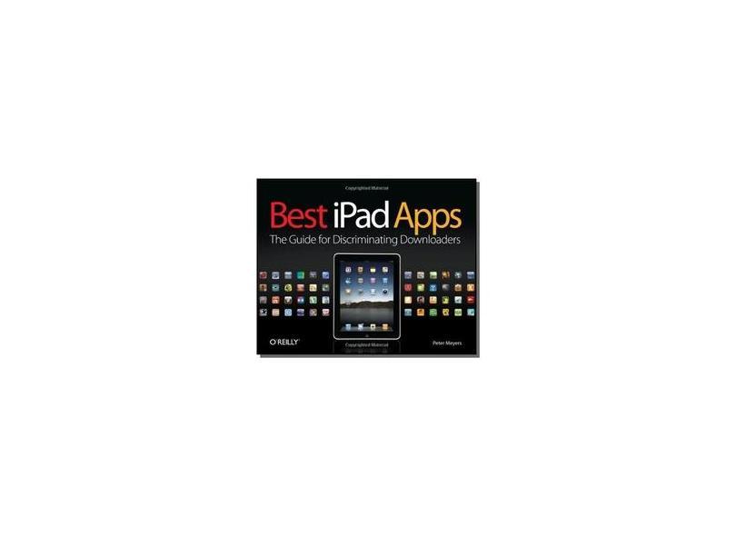Best iPad Apps - Peter Meyers - 9781449392475