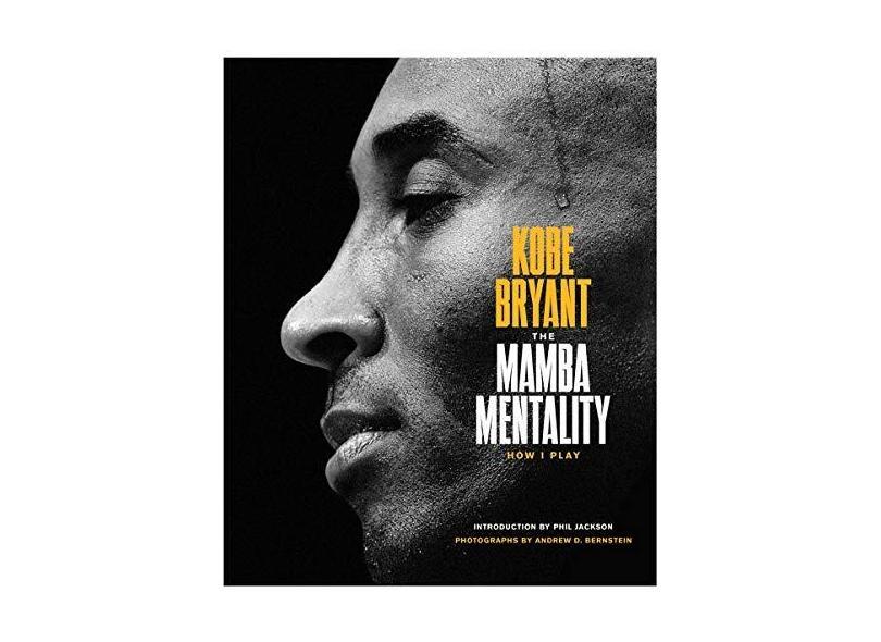 The Mamba Mentality: How I Play - Kobe Bryant - 9780374201234