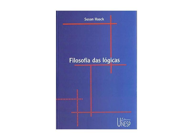 Filosofia Das Logicas - Capa Comum - 9788571393998
