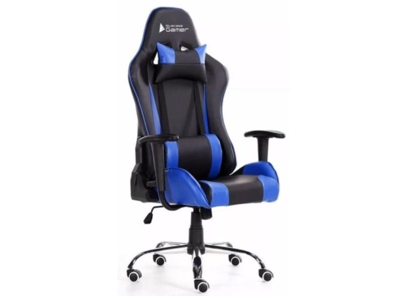 Cadeira Gamer Reclinável Titanium BlueCase