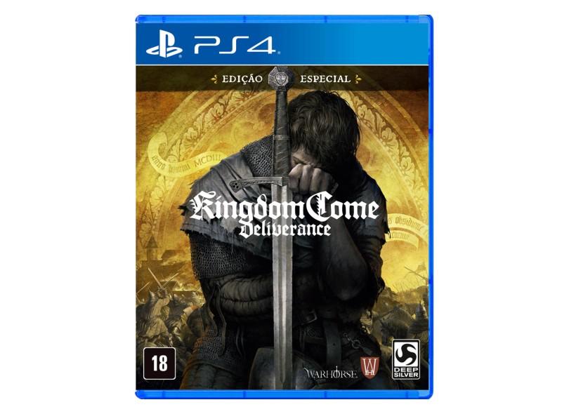 Jogo Kingdom Come Deliverance PS4 Deep Silver