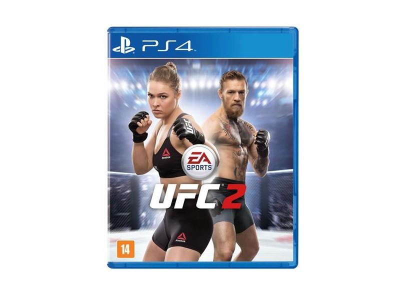 Jogo UFC 2 PS4 EA