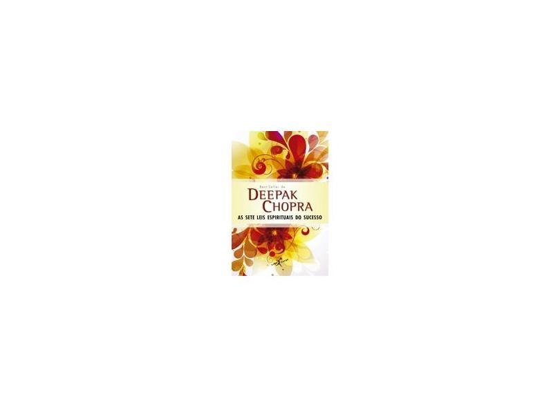 As Sete Leis Espirituais do Sucesso - Col. Pegue & Leve Saraiva - Chopra, Deepak - 9788581030326