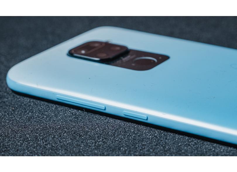 Smartphone Xiaomi Redmi Note 9 3GB RAM 3 GB 64GB Câmera Quádrupla MediaTek Helio G85 Android 10