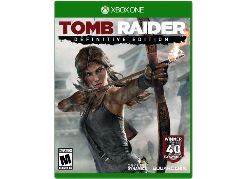 Jogo Tomb Raider Definitive Edition Xbox One Square Enix
