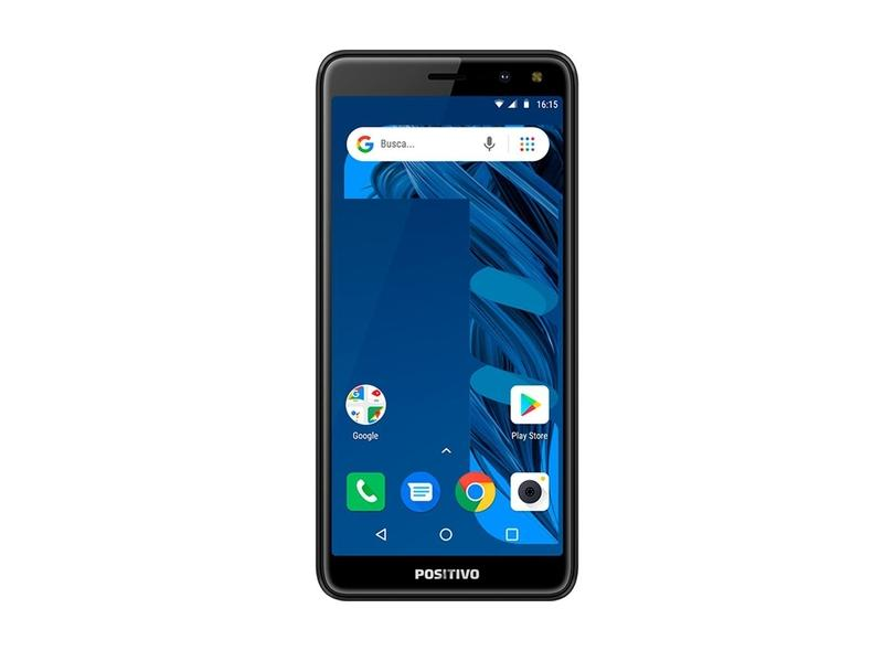 Smartphone Positivo Twist 3 Pro S533 32GB 8.0 MP 2 Chips Android 8.0 (Oreo)