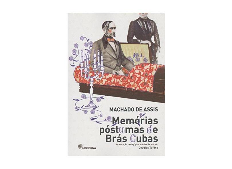 Memórias Póstumas de Brás Cubas - Capa Comum - 9788516096922