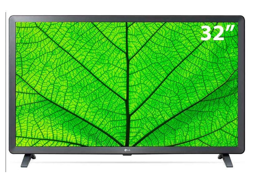 """Smart TV TV LED 32 """" LG ThinQ AI HDR 32LM627BPSB 3 HDMI"""
