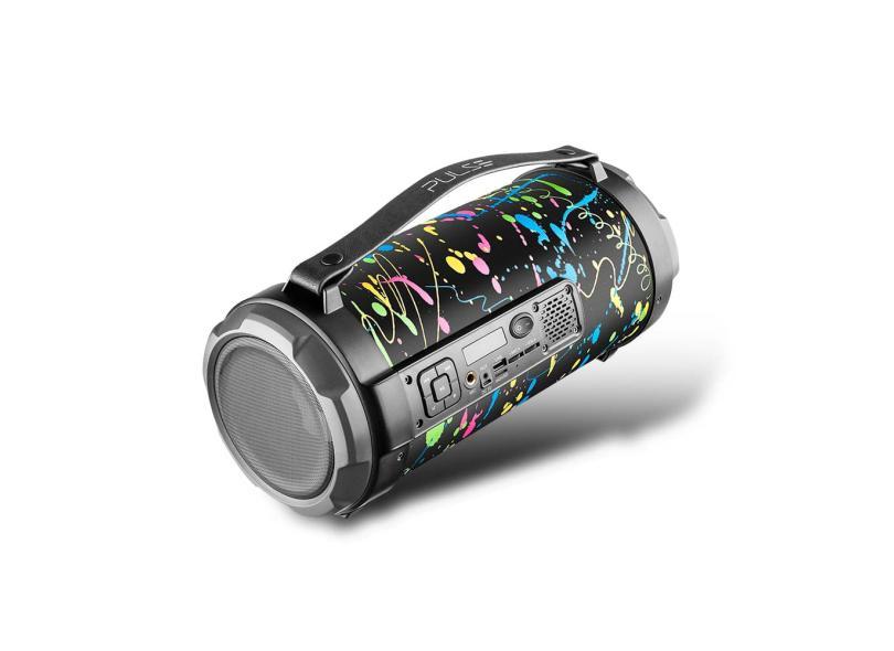 Caixa de Som Bluetooth Pulse Bazooka Paint Blast II SP362 120 W