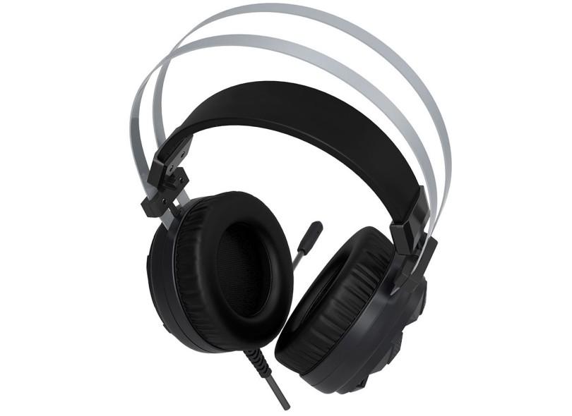 Headset com Microfone C3 Tech Vulture PH-G710BK