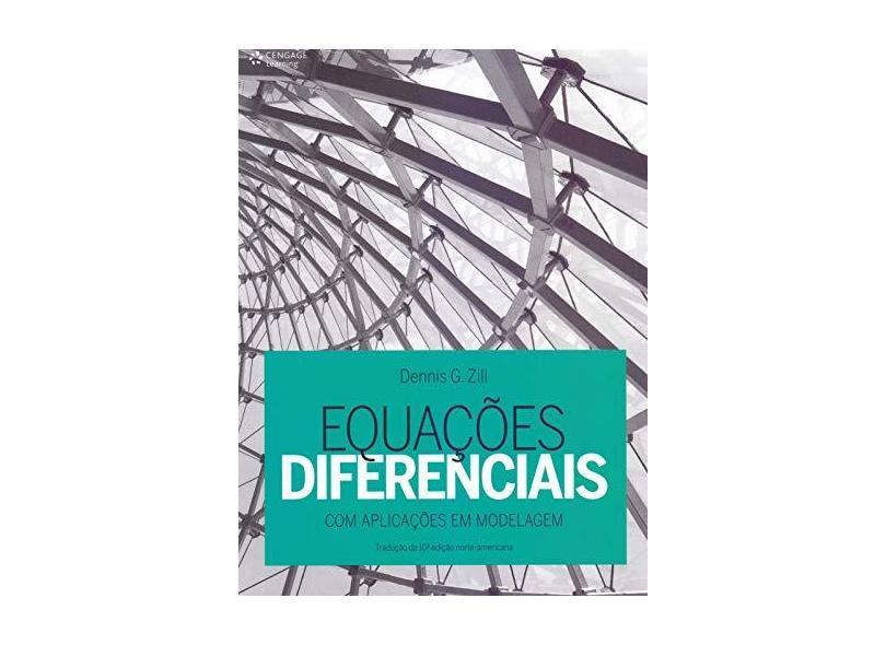 Equações Diferenciais - Dennis G. Zill - 9788522123896