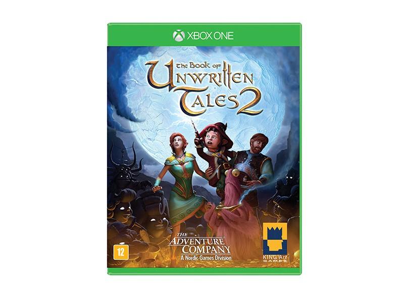 Jogo The Book of The Unwritten Tales 2 Xbox One The Adventura Company