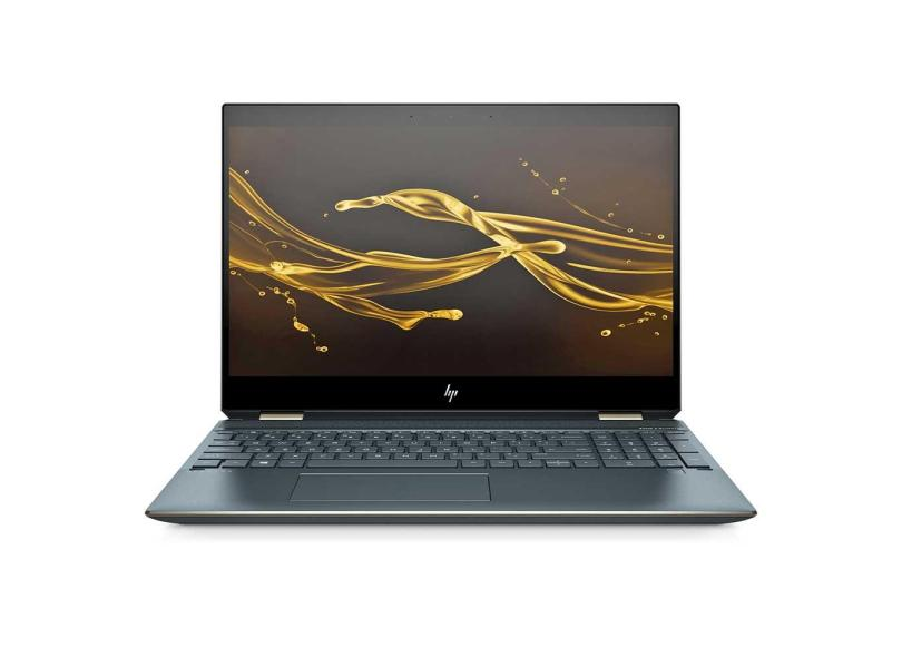 """Notebook Conversível HP Intel Core i7 1165G7 11ª Geração 16.0 GB de RAM 1024.0 GB 15.0 """" 4K Windows 10 Spectre x360"""