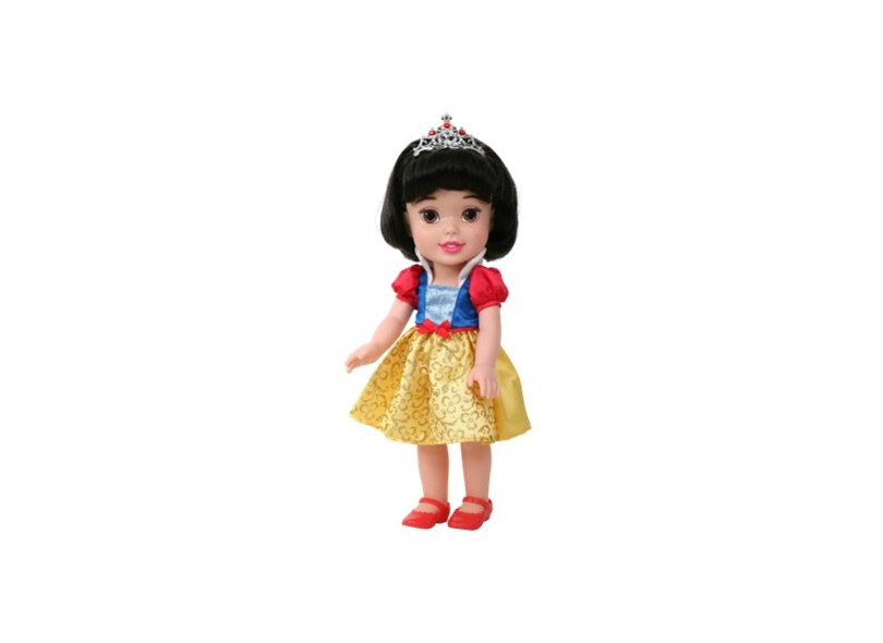 Boneca Princesas Disney Minha Primeira Princesa Grande Branca de Neve Mimo