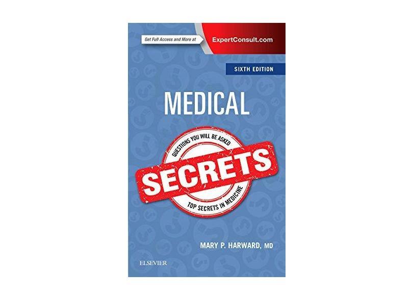 Medical Secrets - Harward,mary P - 9780323478724