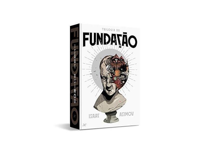 Trilogia da Fundação - Deluxe + Ecobag - Isaac Asimov - 9788576571971