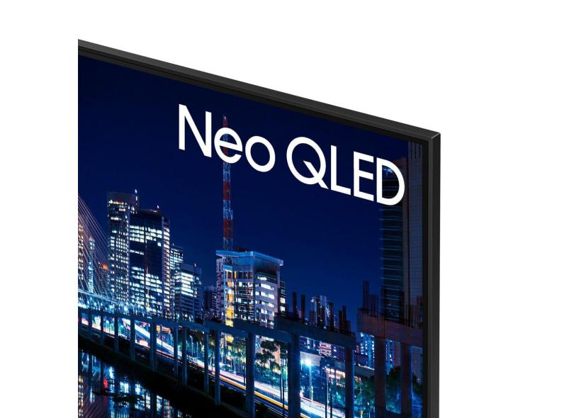 "Smart TV TV Neo QLED 55"" Samsung 4K HDR QN55QN85AAGXZD 4 HDMI"