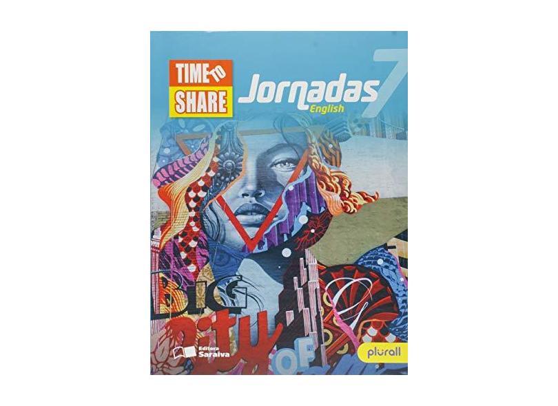 Jornadas - Inglês - 7º Ano - Editora Saraiva - 9788547208387