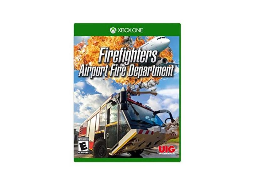 Jogo Firefighters Air.port Fire Department Xbox One