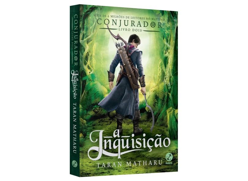 A Inquisição - Conjurador - Livro 2 - Matharu, Taran - 9788501077356